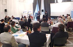 BürgerForum Europa in Aachen